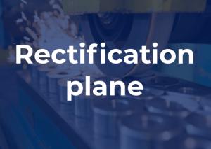 Rectification plane chez Precision IMS fabrication de moules et pièces complexes. Nos services