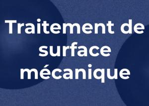 Nos Services : Traitement de surface