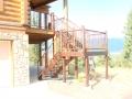 exterior rail & balcony