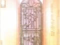 summers door with vine