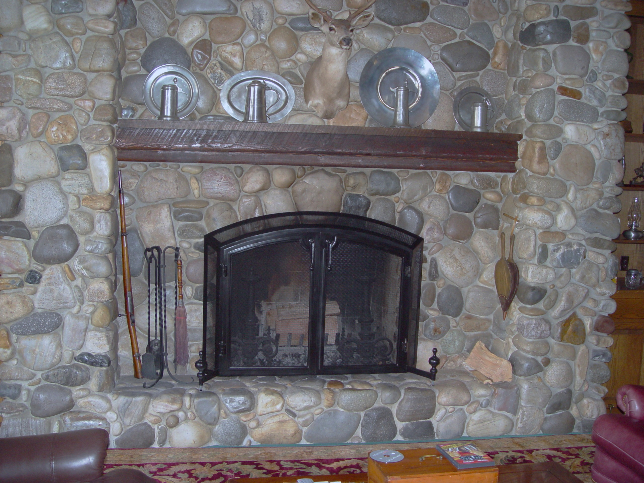 Fireplaces & Fireplace Screens - Precision IronWorks