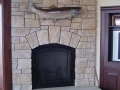 FIREPLACE SCREEN DOOR          HARDWICK 002