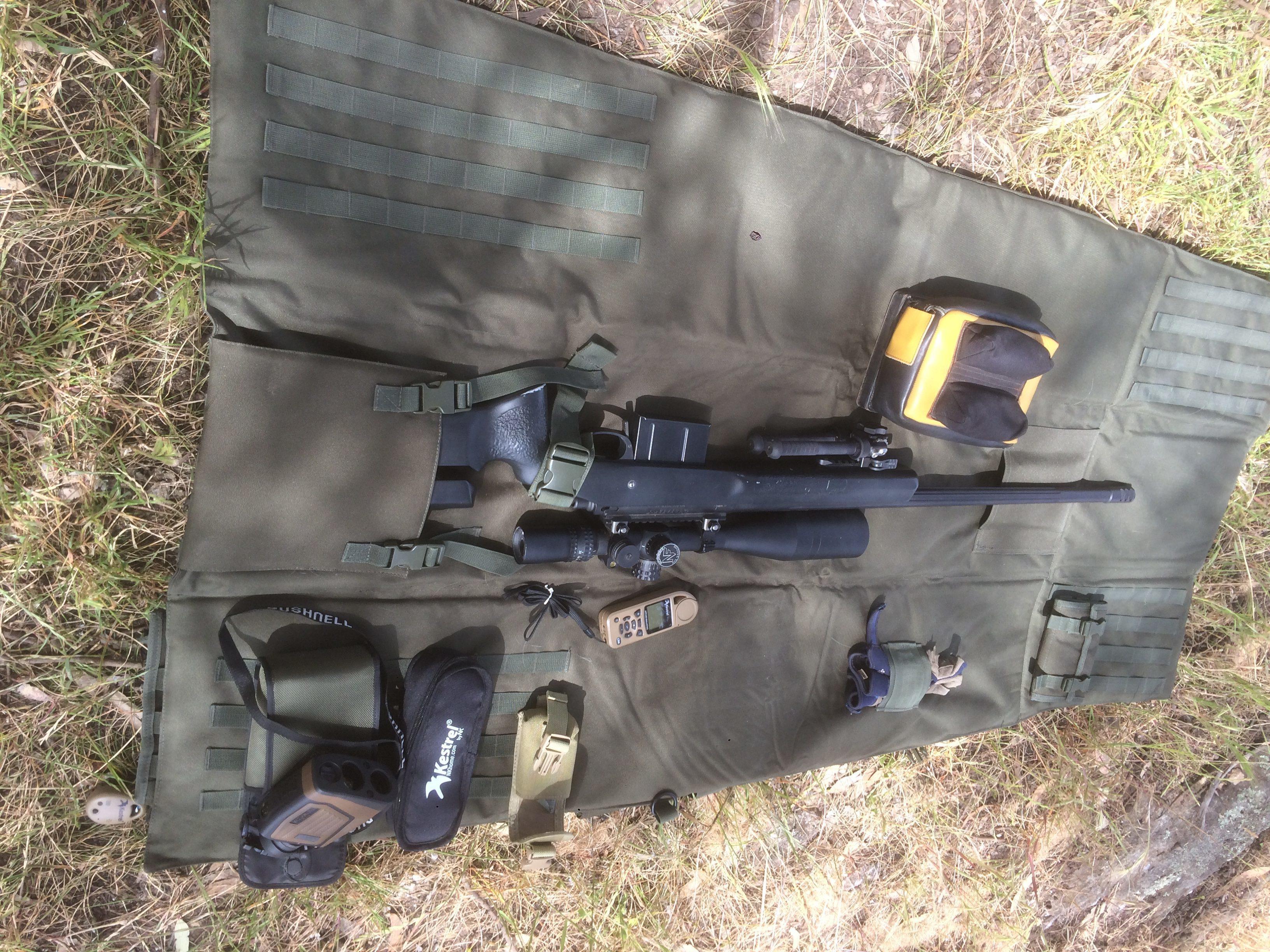 Kestrel Drop Ballistics