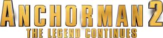 anchorman 2 logo