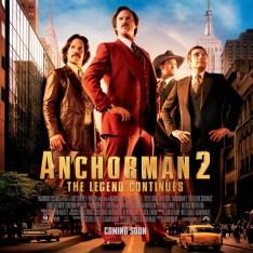 anchorman 2 poster