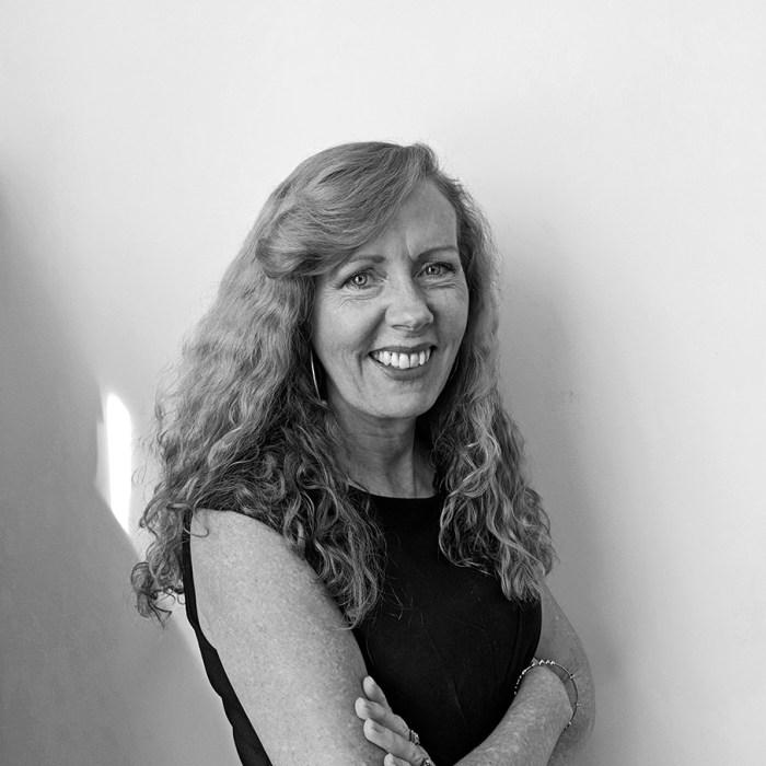 Portrait of Shelley Mullins