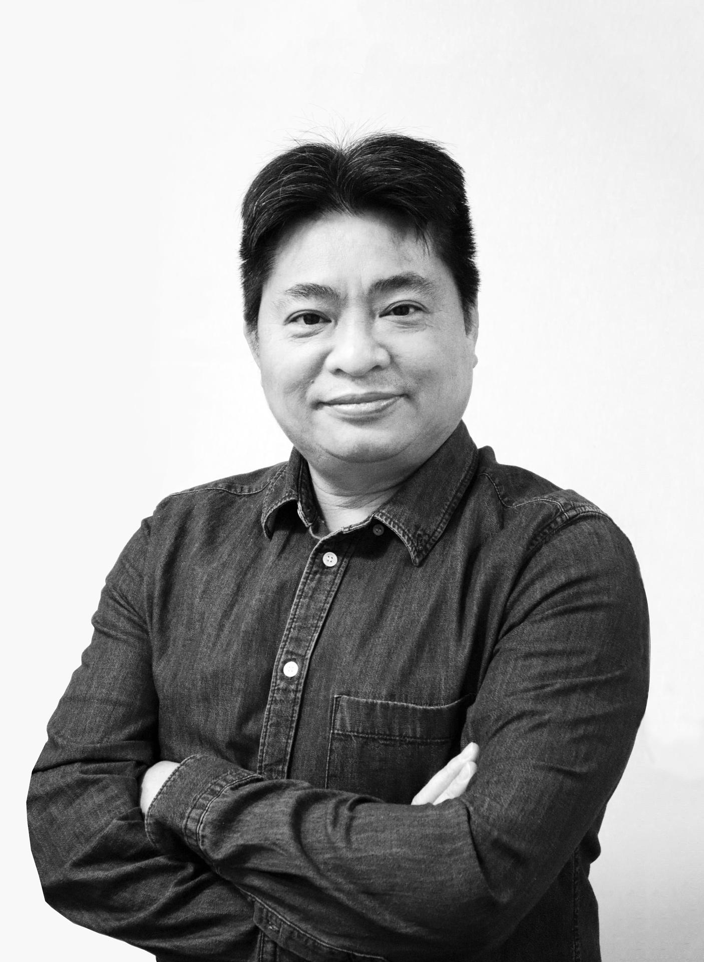 portrait of Ken Leung