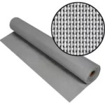 This is a picture showing solar window screens fabric. This is the grey fabric we sell.