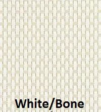 This fabric is for our Aurora Solar Screens. This is our White/Bone fabric.
