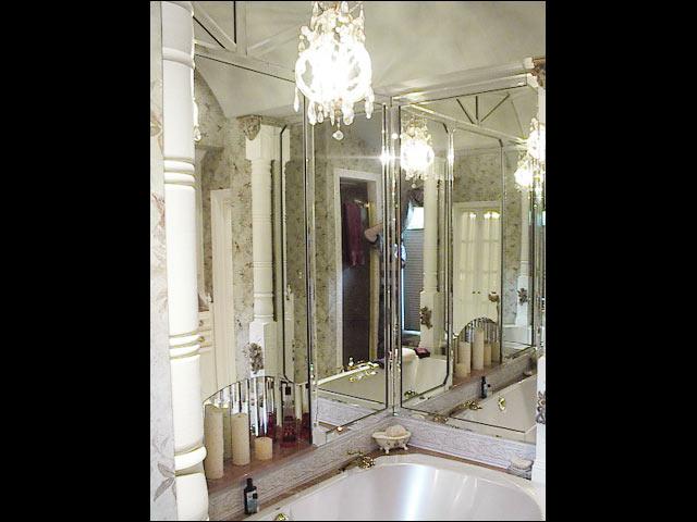 Custom Mirror Photo Gallery