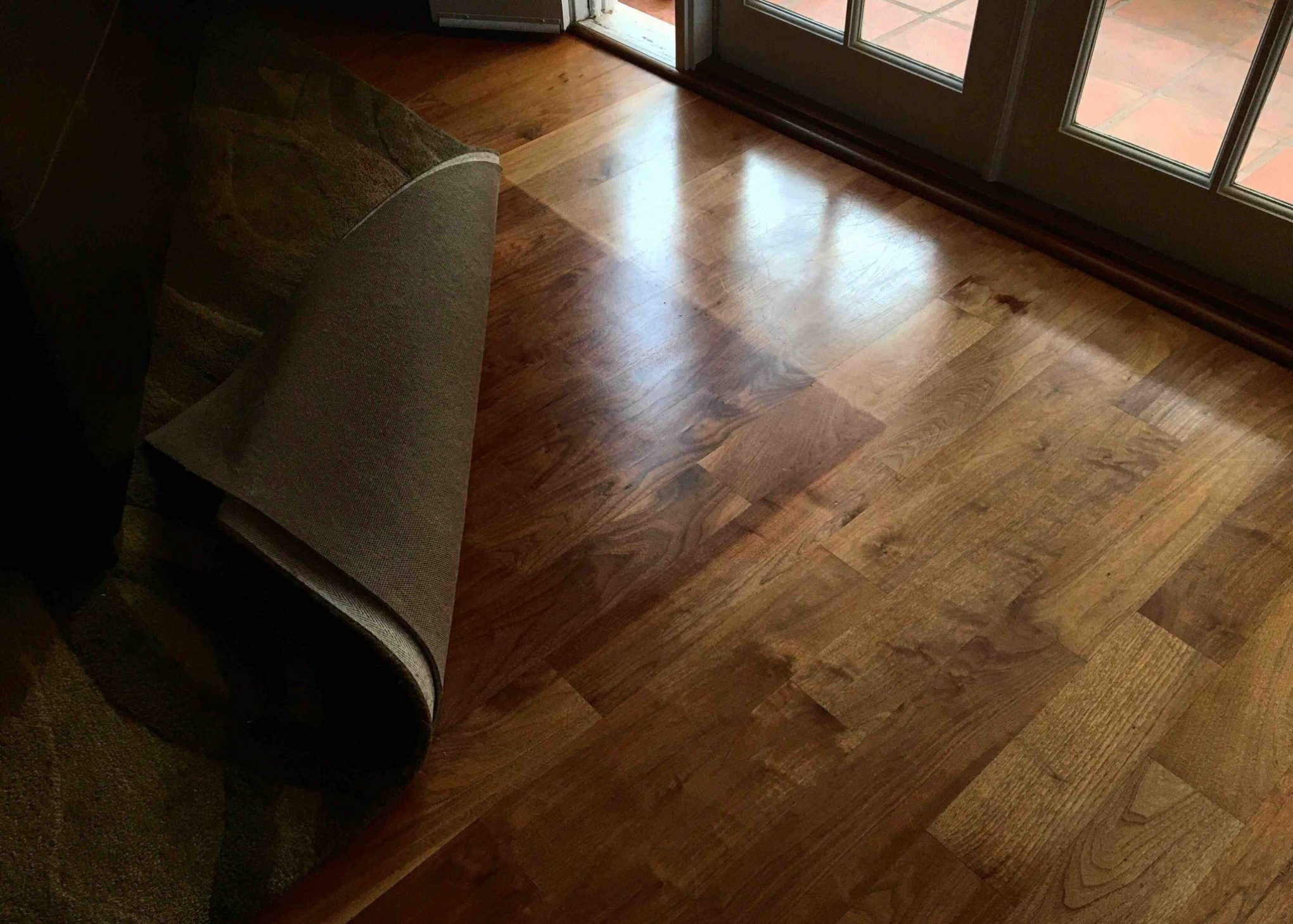 Faded Hardwood Floors Archives Precision Glass Tint
