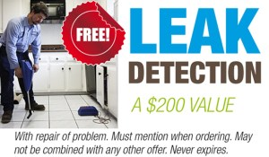 Leak Detection Service - Plumbing Specialists in Mission