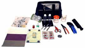 PRO Fiber Optic Installation Kit