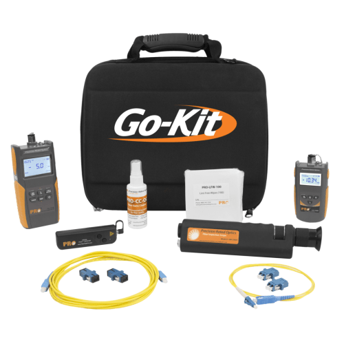 Optical Loss Go-Kits