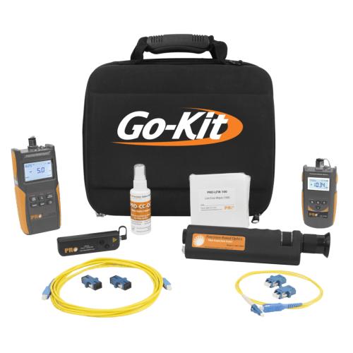 GOK-OLS-K2 Optical Loss Go-Kit