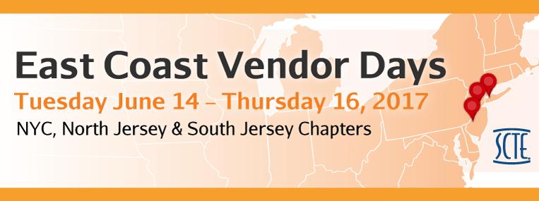 PRO East Coast SCTE Vendor Days