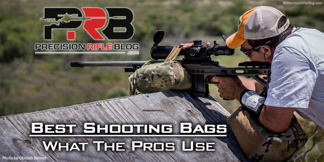 Best Shooting Bags What The Pros Use