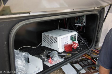 RV Power Inverter from Magnum