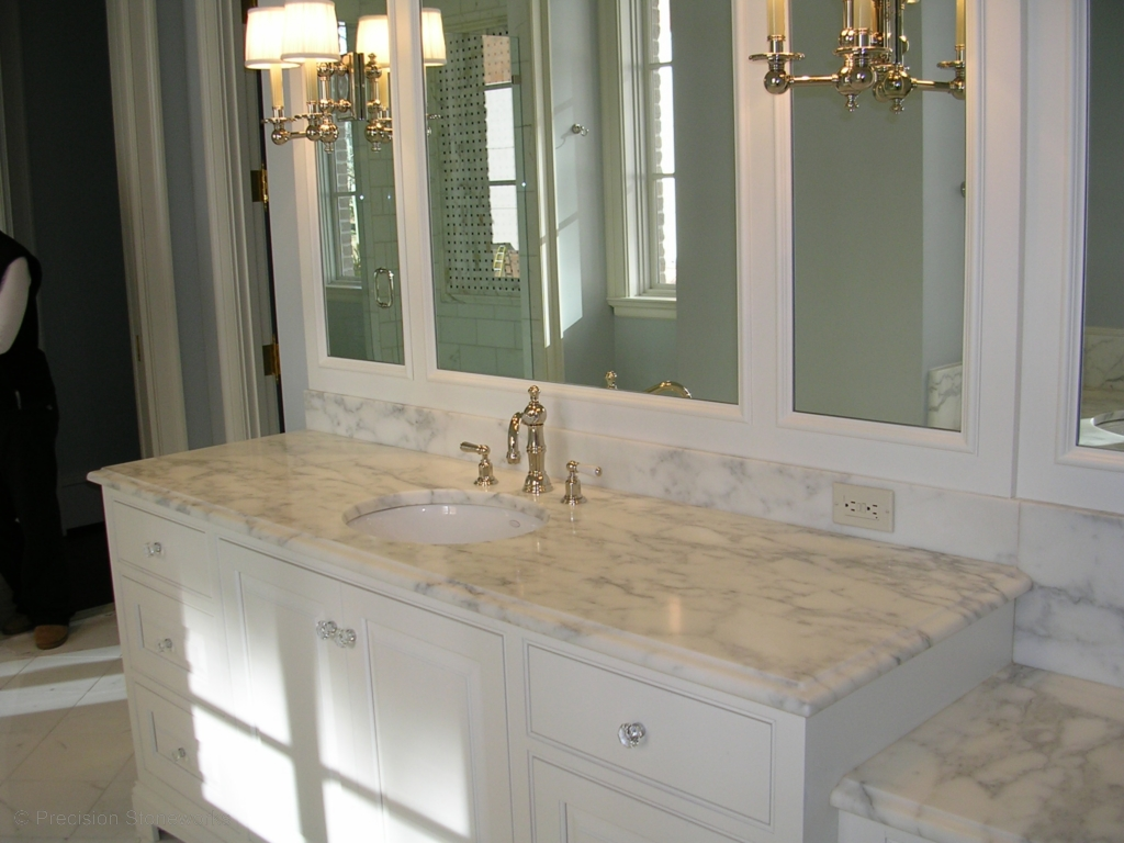 Granite Bathroom Vanity Tops
