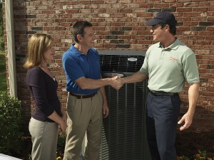 Precision Temp Trane Dealer