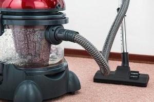 Vacuum Cleaner - allergens