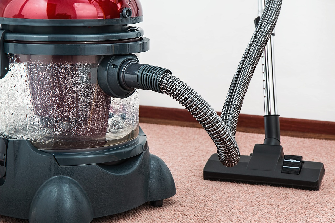 Vacuum Cleaner - allergens