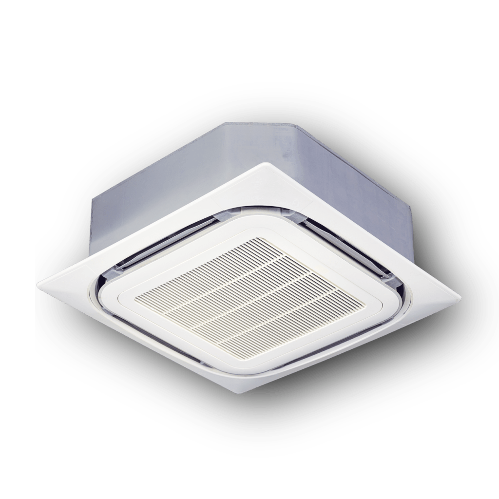 Ceiling Mount Ductless Air Conditioning