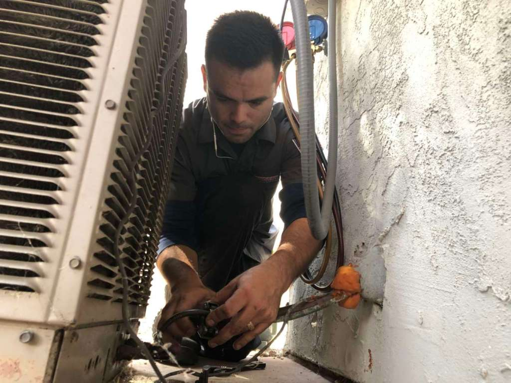 San Marcos air conditioning repair