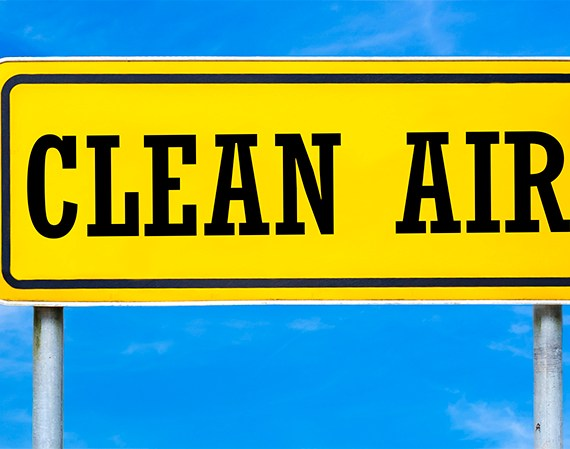 Air Purifiers provide clean air
