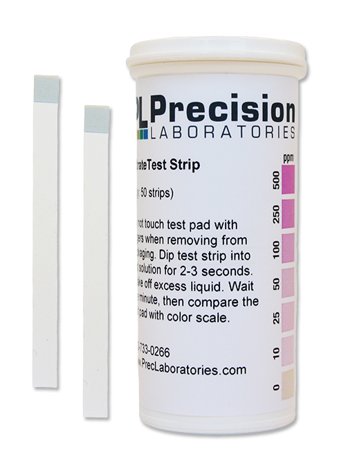 nitrate test strip, nitrate, nitrate test strips