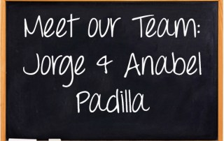 meet our team jorge and anabel