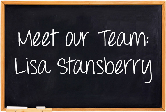 Meet our Team Lisa Stansberry