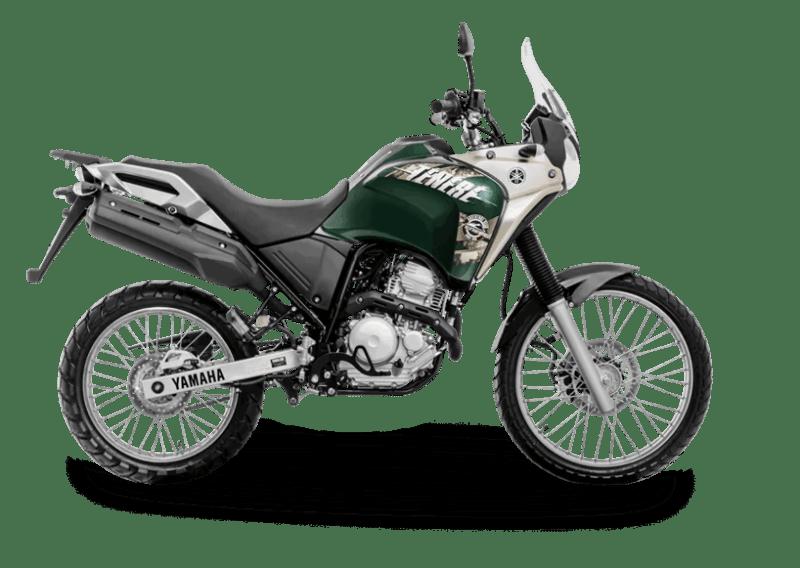 nova Yamaha Ténéré 250 2019