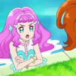 トロピカルージュ!プリキュア第2話見逃しネタバレ!まなつとローラの大ゲンカ!画像付きでストーリーあらすじ解説!