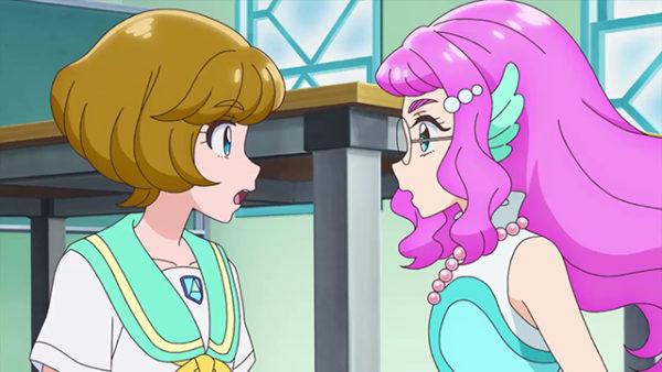 トロピカルージュ!プリキュア 第15話 ローラとみのりが入れ替わる