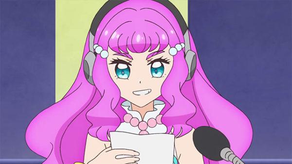 トロピカルージュ!プリキュア 第13話 ローラの放送室