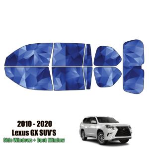 2010 – 2020 Lexus GX – Full SUV Precut Window Tint Kit Automotive Window Film