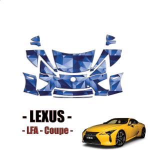 2011 – 2021 Lexus LFA-Coupe Precut Paint Protection Kit – Partial Front