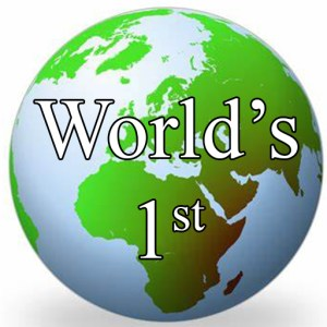 World's 1st