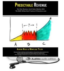 New! Predictable Revenue Audiobook Now On Amazon / Audible / iTunes