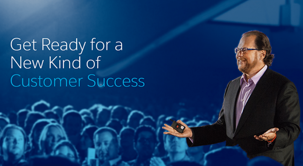 dreamforce '15 keynote focus: customer success