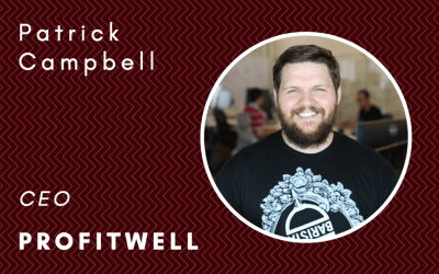 ProfitWell's Patrick Campbell on the nuances of pricing and why salespeople aren't more involved