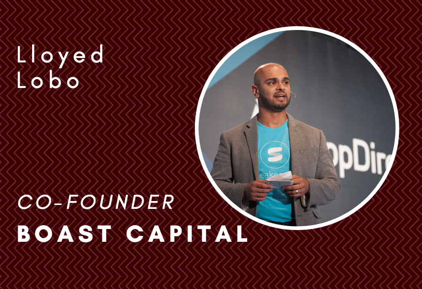 How to maximize your SaaStr (and other conferences!) ROI with Boast Capital's Lloyed Lobo