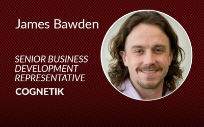 The professional and the personal: how to build closer relationships with your SDRs with Cognetik's James Bawden