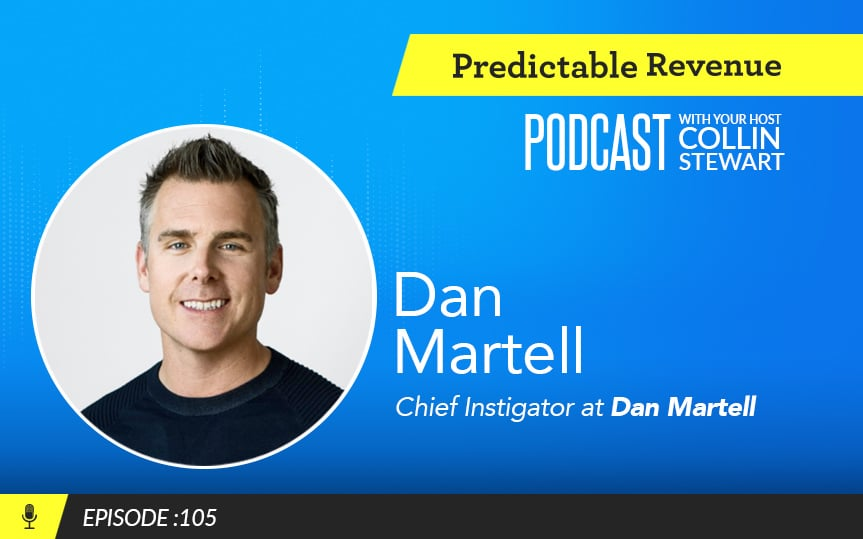 The rocket demo: how to effectively sell your product in 30 minutes with veteran entrepreneur and sales coach Dan Martell