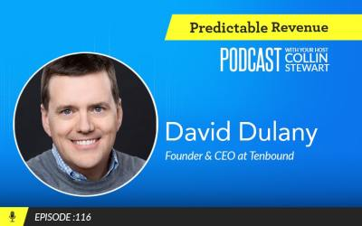 The critical role of sales development in your conference and event strategy with Tenbound's David Dulany