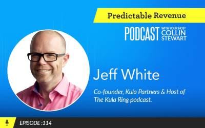 Content is king: how Kula's Jeff White uses content to drive his company's prospecting