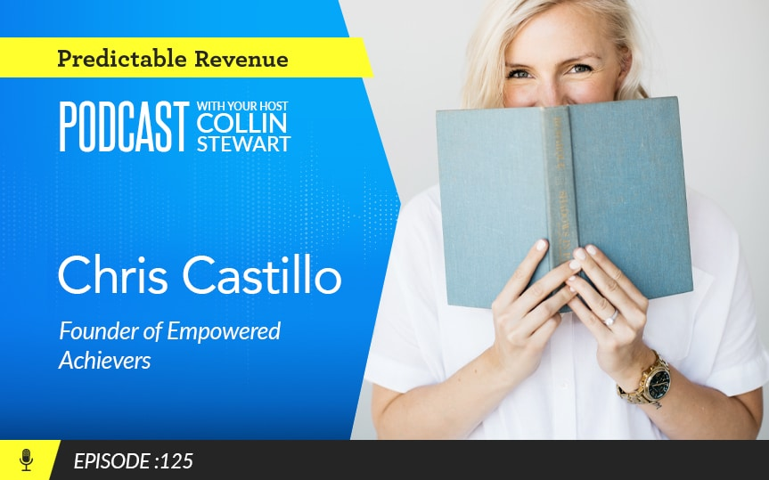 The power of thought: why we carry around limiting beliefs with Empowered Achievers' Chris Castillo