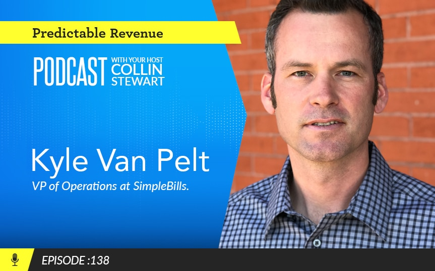 An outsider's perspective on how to build a great training program for your sales team with Kyle Van Pelt