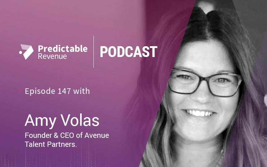 """Unpacking the """"Why"""" Behind Who You Should Hire Next with Amy Volas"""